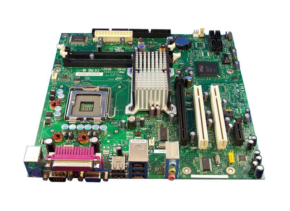 4006173R Intel Desktop Motherboard Socket LGA775 DDR2 uATX (Refurbished)