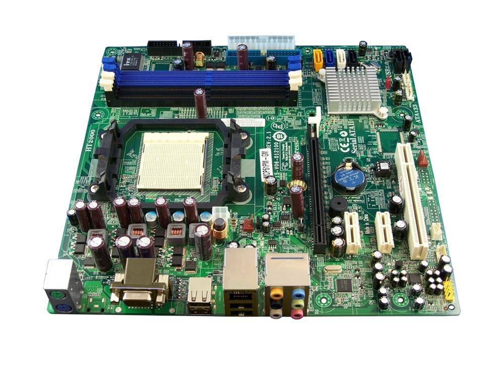 Gateway Socket AM2 micro-ATX System Board (Motherboard) (Refurbished) Mfr P/N 4006254R