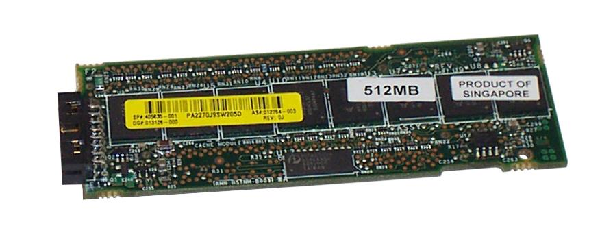 404835-001 HP 512MB Battery Backed Write Cache (BBWC) Memory Module for Smart Array P-Series Controller