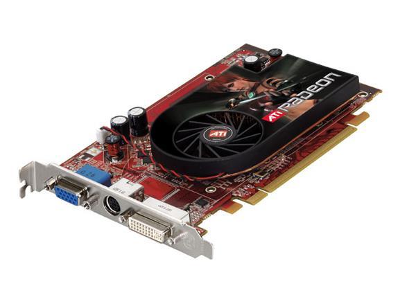 IBM ATI Radeon X1300PRO 256MB 128bit Mfr P/N 41X2670