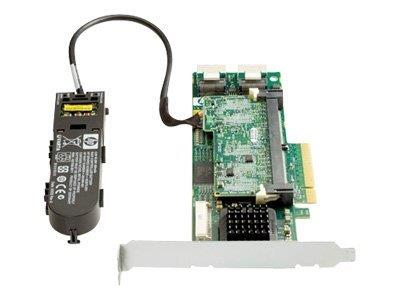 HP Smart Array P410 512MB Cache SAS 3Gbps / SATA 1.5Gbps PCI Express 2.0 x8 0/1/5/10/50 RAID Controller Card Mfr P/N 462864-B21