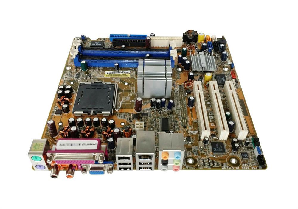 HP System Board (MotherBoard) for Pavilion home PCs Notebook PC (Refurbished) Mfr P/N 5188-1038
