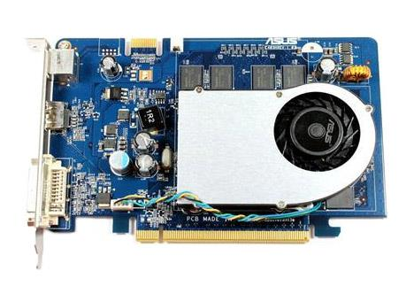 HP 512MB Nvidia GeForce 8500GT DDR2 TV-Out DVI HDMI PCI Express Video Graphics Card Mfr P/N 5188-8004