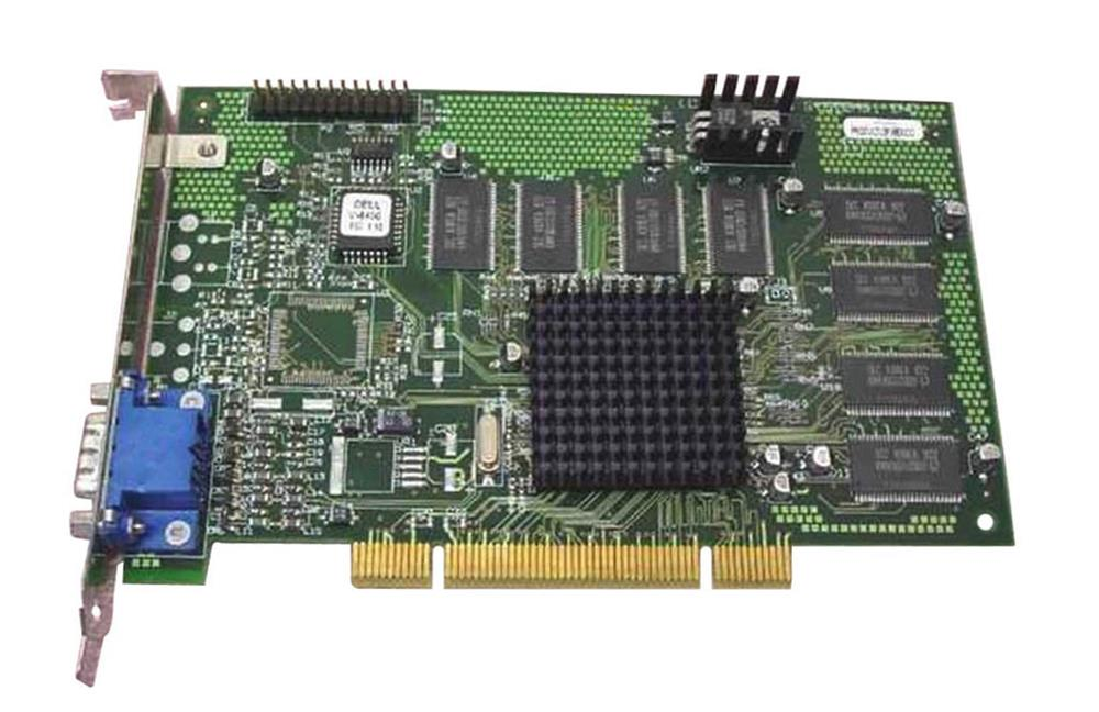 5199P Dell 16MB nVidia STB PCI Video Graphics Card