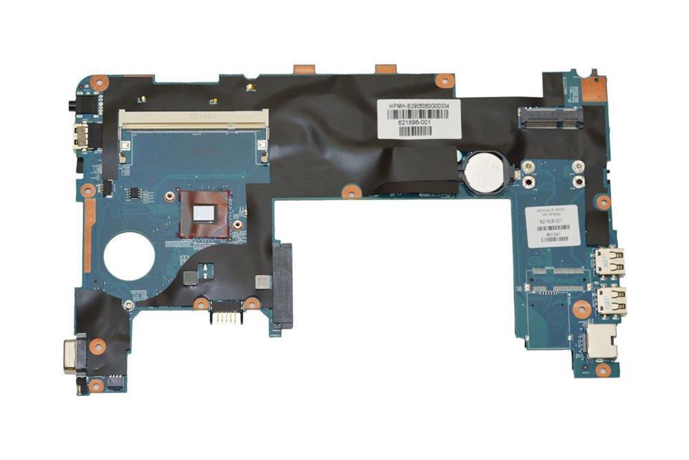 HP Sys Bd N450 Xslot DDR2 Wo (Refurbished) Mfr P/N 621300-001