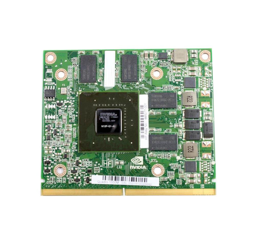 1 driver for nVidia GeForce M and Windows 7 64bit