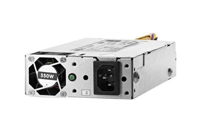 730941-B21 HP 550-Watts Power Supply for ProLiant DL180 DL160 Gen9 Server