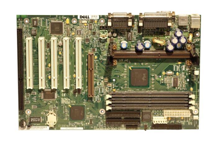 Dell AA 722394-112 Slot 1 Motherboard AGP PCI SDRAM USB Sol (Refurbished) Mfr P/N AA722394-112