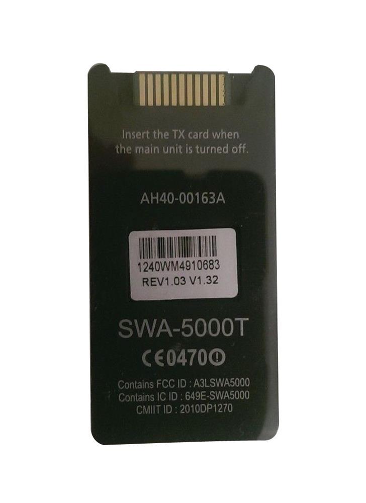 AH40-00163A Wireless module Samsung SWA5000