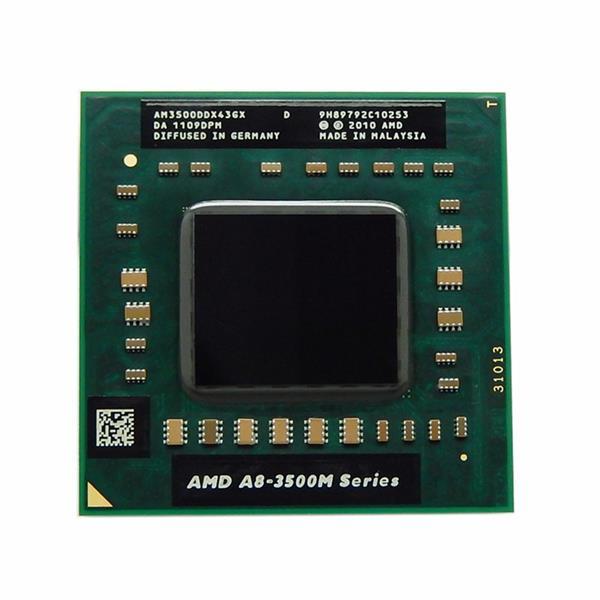 AM3500DDX43GX AMD Processor
