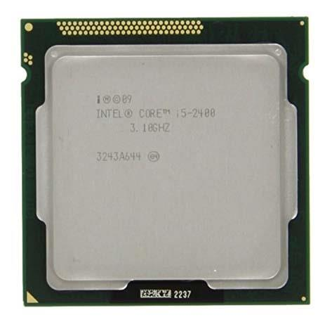 BXC80623I52400 Intel Core i5-2400 Quad Core 3.10GHz 5.00GT/s DMI 6MB L3 Cache Socket LGA1155 Desktop Processor