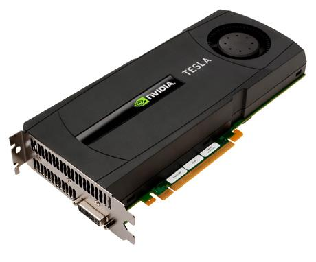 C2070 Nvidia Tesla 6GB GDDR5 Dual-link DVI PCI-Express x16 Video Graphics Card