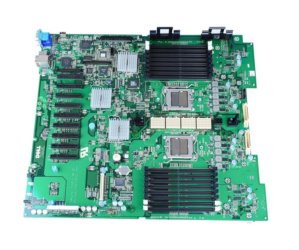 Dell System Board (Motherboard) for PowerEdge R905 (Refurbished) Mfr P/N C557J