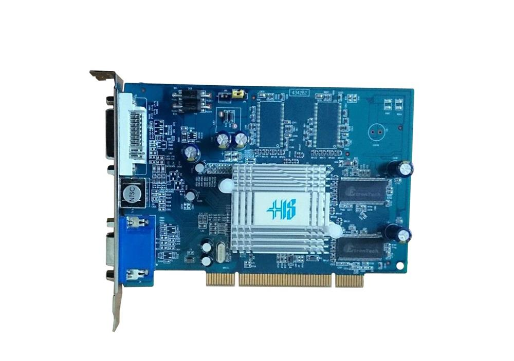 C78H0600N Hightech Radeon 9250 128MB DDR Graphics Card