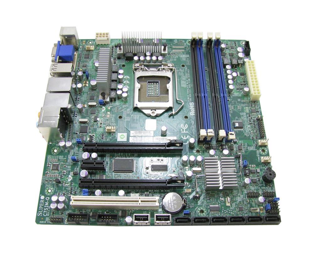 Q Motherboard C7SIM-Q SuperMicro Com...