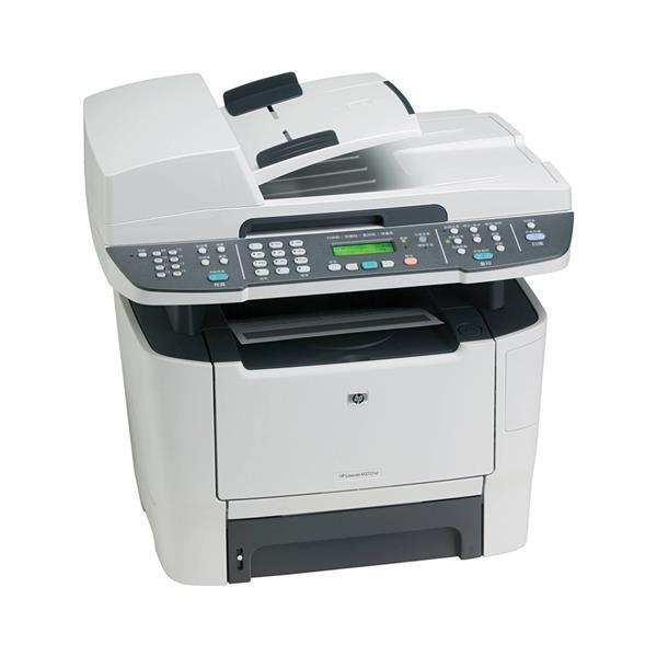 CB532A#B14 HP LaserJet M2727NF All-in-One Multifunction Printer (Print/Scan/Copy/Fax) with Networking 27ppm 1200dpi x 1200dpi 300-Sheet Duplex 64MB (Refurbished)