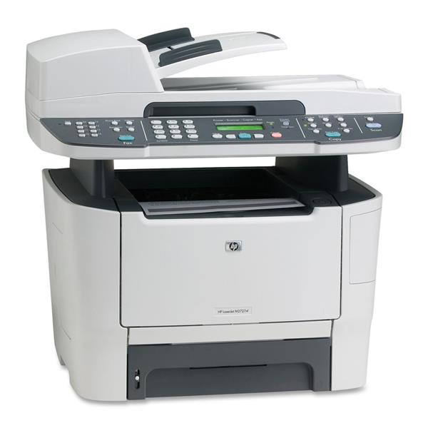CB532A HP LaserJet M2727NF All-in-One Multifunction Printer (Print/Scan/Copy/Fax) with Networking 27ppm 1200dpi x 1200dpi 300-Sheet Duplex 64MB (Refurbished)