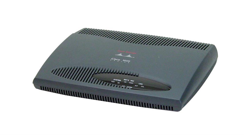 CISCO1601 Cisco Network Router
