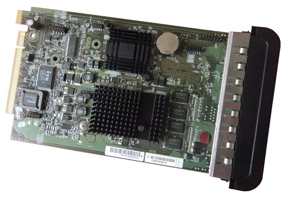 HP Main Logic Formatter Board Assembly for DesignJet T1120 / T1120ps / T620 / Z5200 Series Printer (Refurbished) Mfr P/N CK837-67026