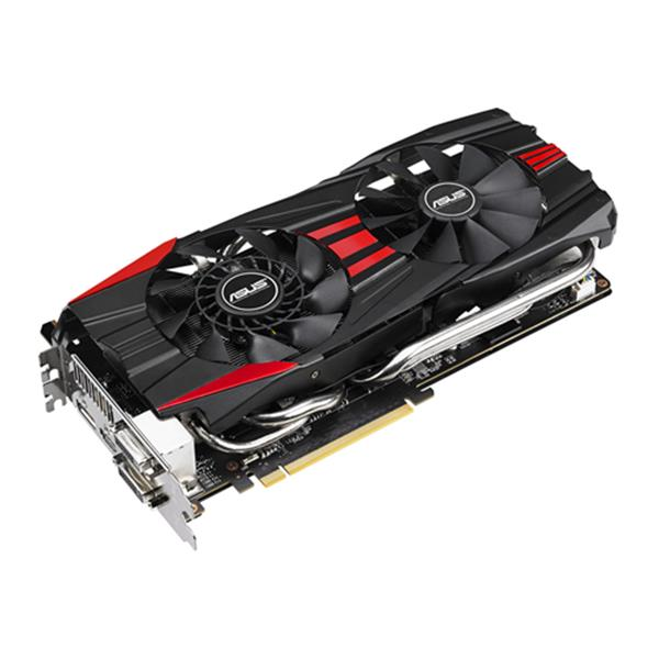 GTX780TI-DC2OC-3GD5 ASUS GeForce GTX 780 Ti 3GB 384-Bit GDDR5 PCI Express 3.0 HDCP Ready SLI Support Video Graphics Card