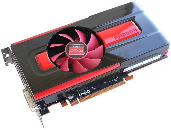 Twin-fanned ASUS HD 7770 graphics power
