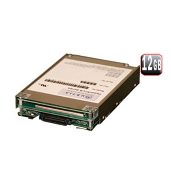 HXCLR-SCA10-12GB-V Curtis Computer 12GB Fibre Channel 2Gbps 3.5-inch Internal Solid State Drive (SSD)