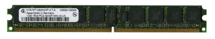 M4L Certified 1GB 533MHz DDR2 PC2-4200 Reg ECC CL4 240-Pin Single Rank x8 VLP DIMM Mfr P/N M4L-PC2533RD2S84DV-1G