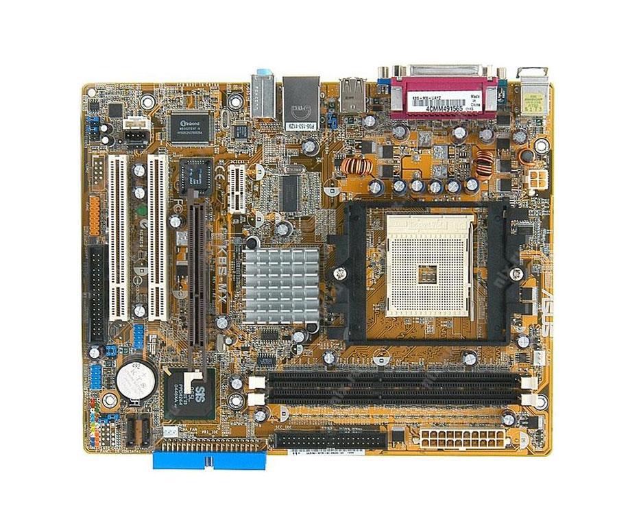 K8s-mx motherboard