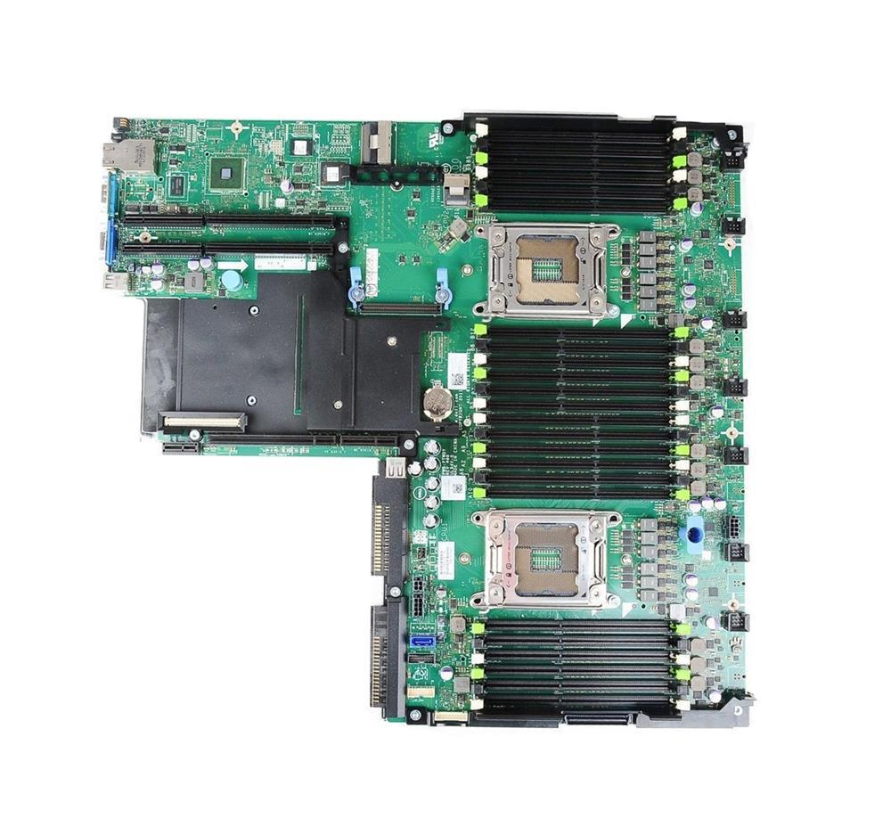 KFFK8 Dell System Board (Motherboard) for PowerEdge R620 (Refurbished)