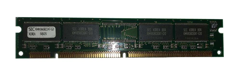 KMM366S823AT-G0 Samsung 64MB PC66 66MHz non-ECC Unbuffered CL2 168-Pin DIMM Memory Module
