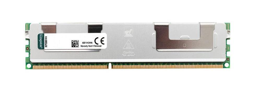 KVR13LR9Q4/32 Kingston 32GB PC3-10600 DDR3-1333MHz ECC Registered CL9 240-Pin DIMM 1.35V Low Voltage Quad Rank x4 Memory Module with Thermal Sensor