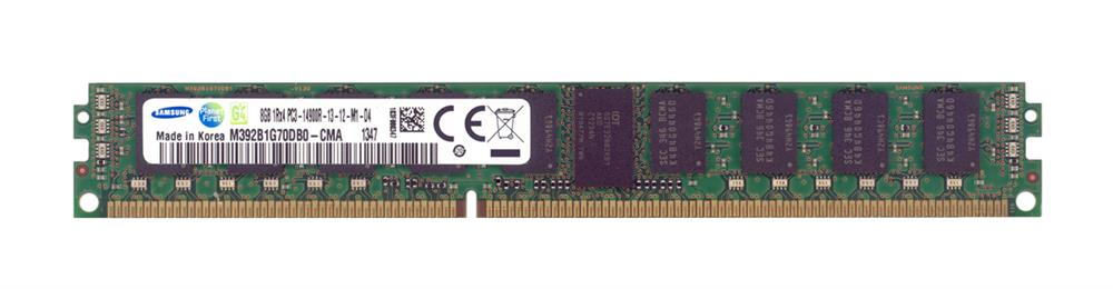 M4L-PC31866RD3S413DV-8G M4L Certified 8GB 1866MHz DDR3 PC3-14900 Reg ECC CL13 240-Pin Single Rank x4 VLP DIMM