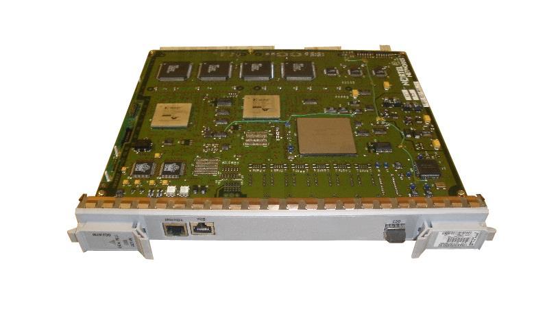 Nortel MG9K OC3 ATM/IP Control Card (Refurbished) Mfr P/N NTNY45AA