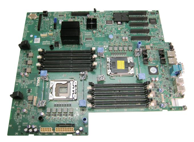 Dell System Board (Motherboard) for PowerEdge T610 (Refurbished) Mfr P/N P515H