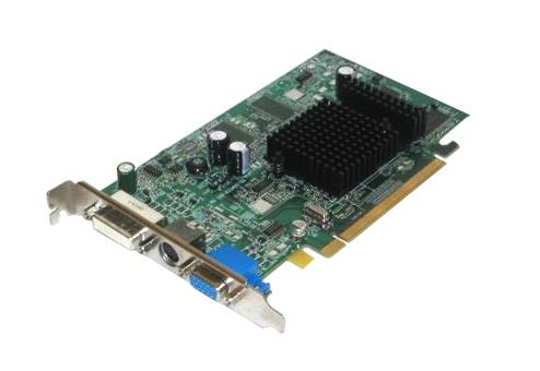 P5288 Dell 128MB Radeon X300 SE with DVI/VGA/TV Outs PCI Video Card
