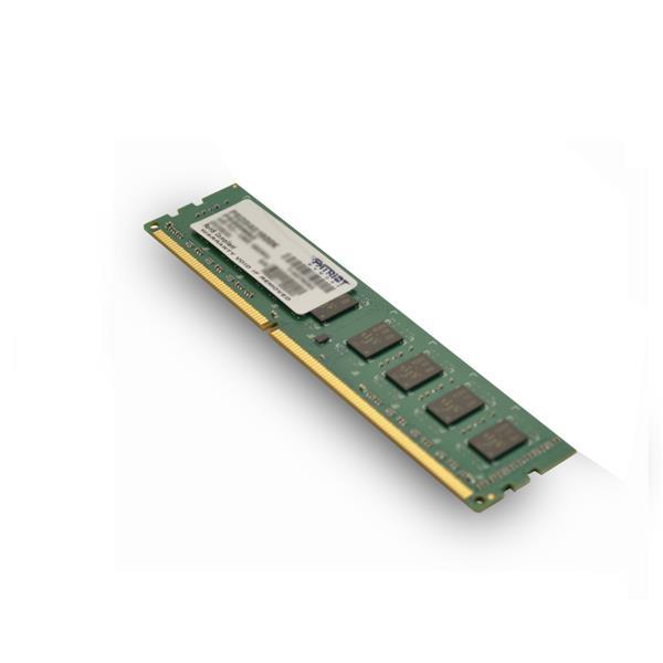 Patriot 8GB Kit (2 X 4GB) PC3-10600 DDR3-1333MHz non-ECC Unbuffered CL9 240-Pin DIMM Memory Mfr P/N PSD38G1333KH