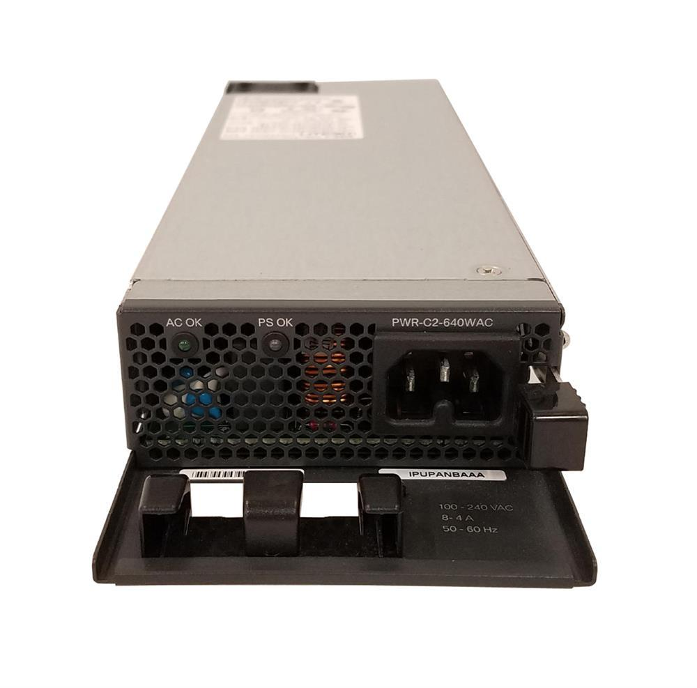 PWR-C2-640WAC Cisco 640-Watts AC Power Supply for Catalyst 2960XR