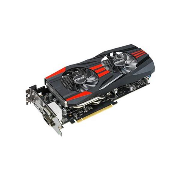 R9270X-DC2T-2GD5 ASUS Radeon R9 270X 2GB GDDR5 Dual Dvi/ Hdmi/ DisplayPort PCI Express Video Graphics Card