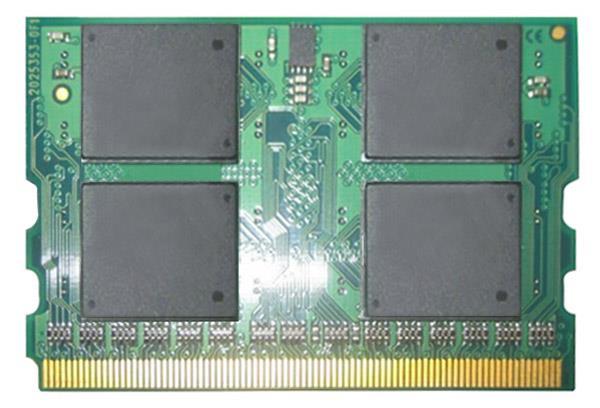 Centon 2GB PC2-5300 DDR2-667Mhz non-ECC Unbuffered CL5 172-Pin Micro-DIMM Memory Module Mfr P/N RD695G01