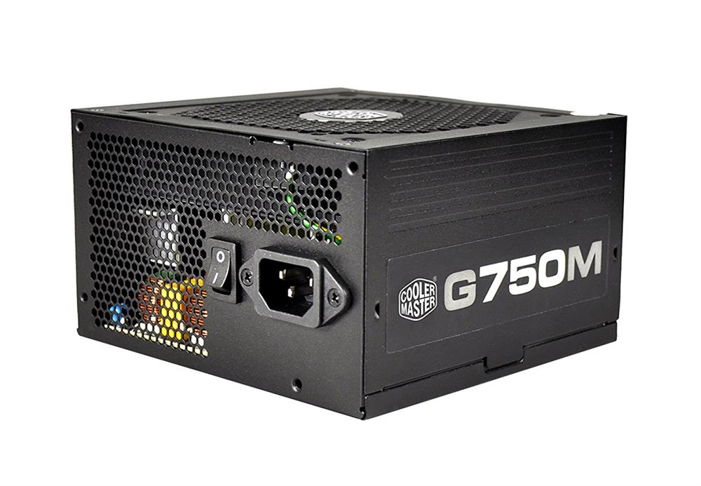 RS750-ACAAB1-US Cooler Master 750-Watts Power Supply with Power USB Charging