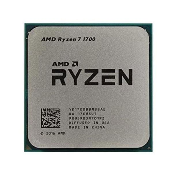 Ryzen 7 1700 AMD 8-Core 3.00GHz 16MB L3 Cache Socket AM4 Processor