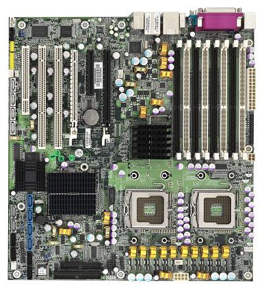Intel 5000x chipset