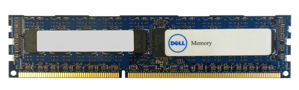SNPPKCG9C/8G Dell 8GB PC3-12800 DDR3-1600MHz ECC Registered CL11 240-Pin DIMM 1.35V Low Voltage Dual Rank Memory Module