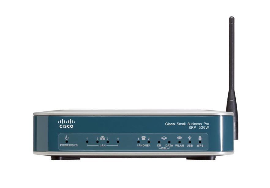 SRP526W-K9-G5 Cisco Network Router