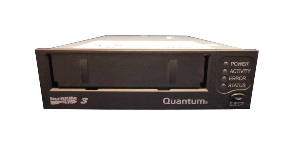 TC-L32AX Quantum 400GB(Native) / 800GB(Compressed) LTO Ultrium 3 Ultra-160 SCSI 68-Pin 5.25-inch Internal Tape Drive