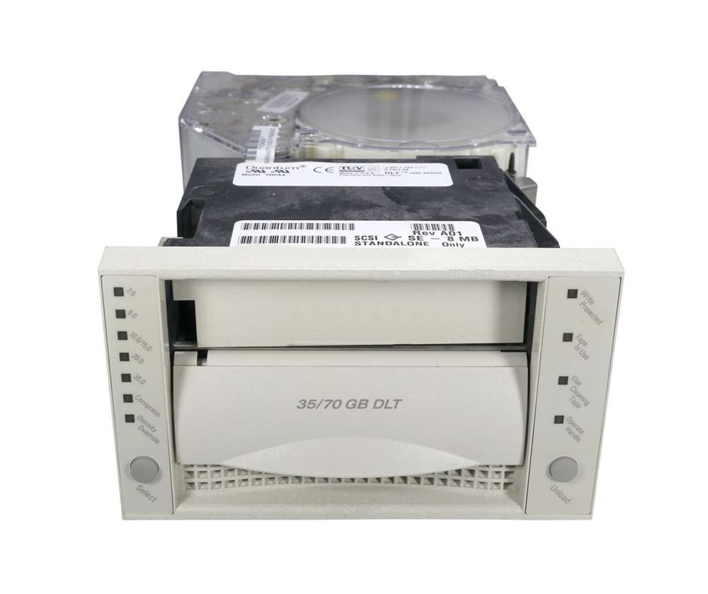 TH6AE-A2 Quantum 35GB(Native) / 70GB(Compressed) DLT IV SCSI 68-Pin Internal Tape Drive