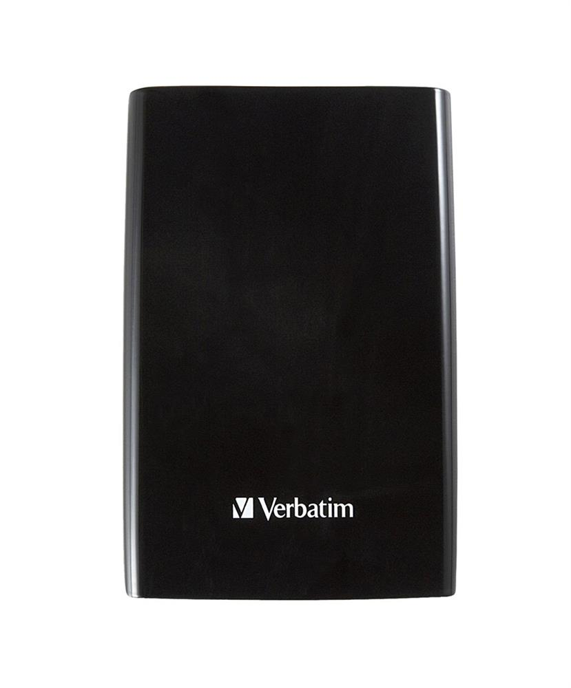 how to use verbatim external hard drive