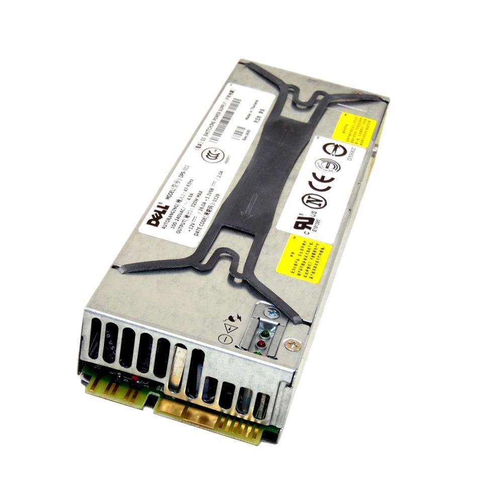 Dell 320-Watts Power Supply Mfr P/N W0212
