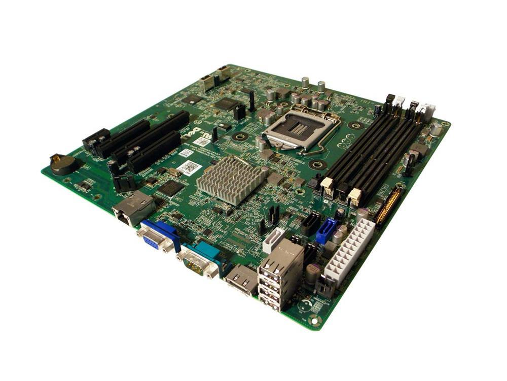 Dell System Board (Motherboard) for PowerEdge T110 II (Refurbished) Mfr P/N W6TWP