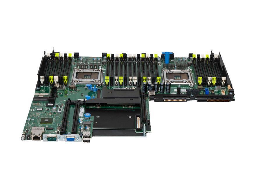Dell System Board (Motherboard) for PowerEdge R620 (Refurbished) Mfr P/N W8V7G